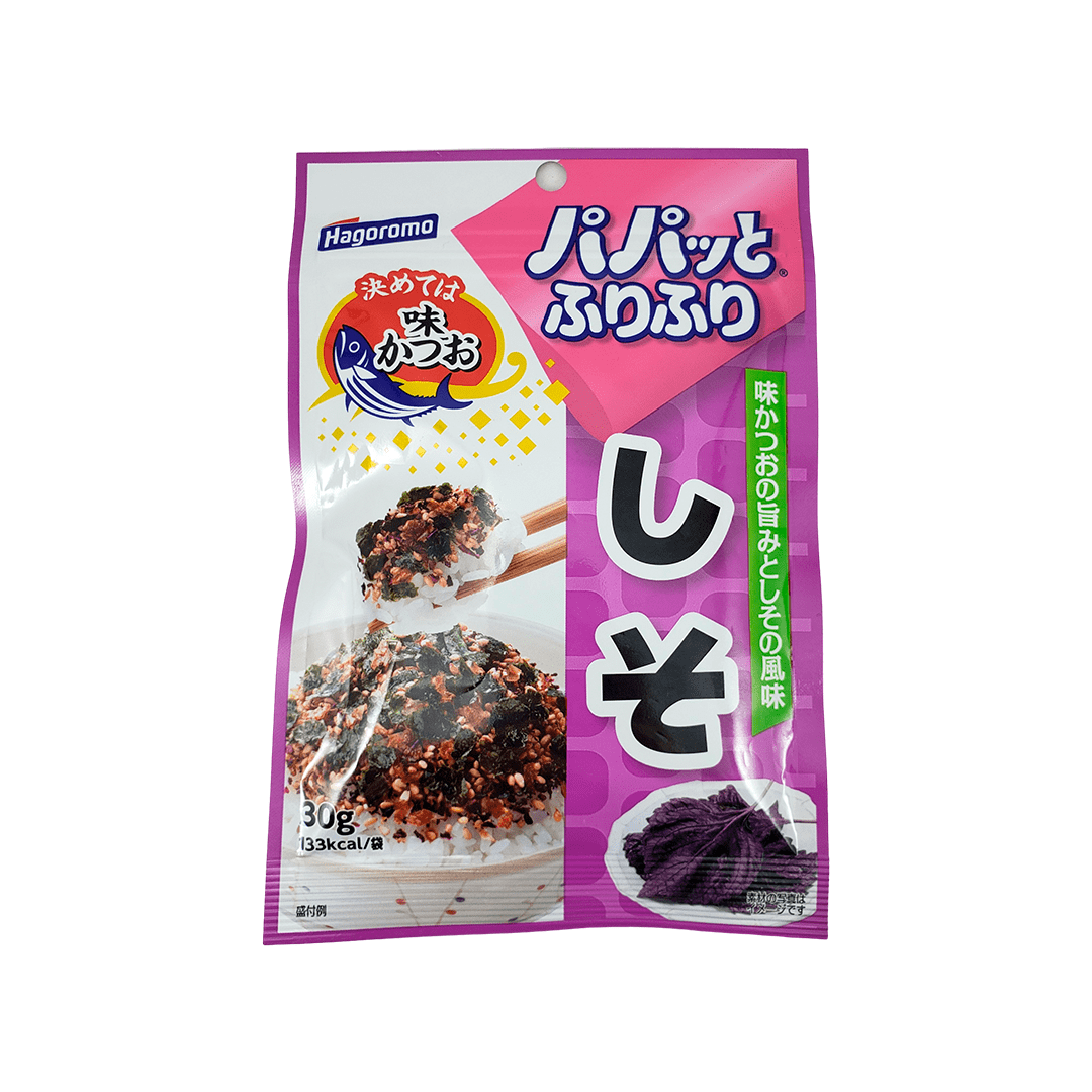 Furikake sabor Shiso Hagoromo 30g