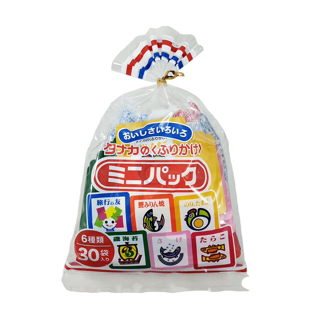 Furikake Sortido 30  Saches Tanaka