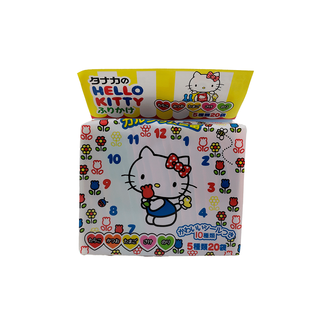 Furikake Hello Kitty Tanaka 48g