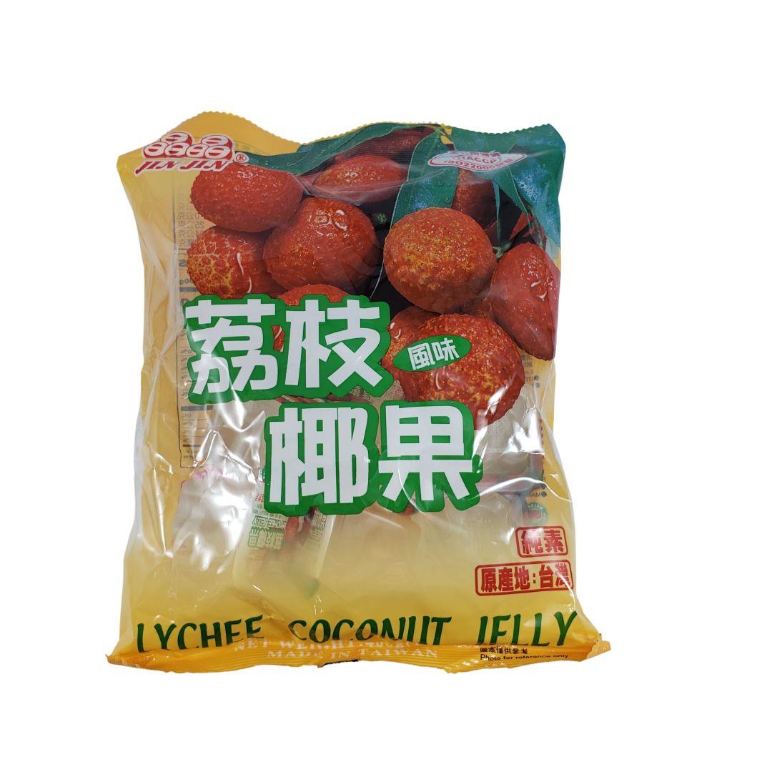 Gelatina de Coco sabor Lichia Jin Jin 420g