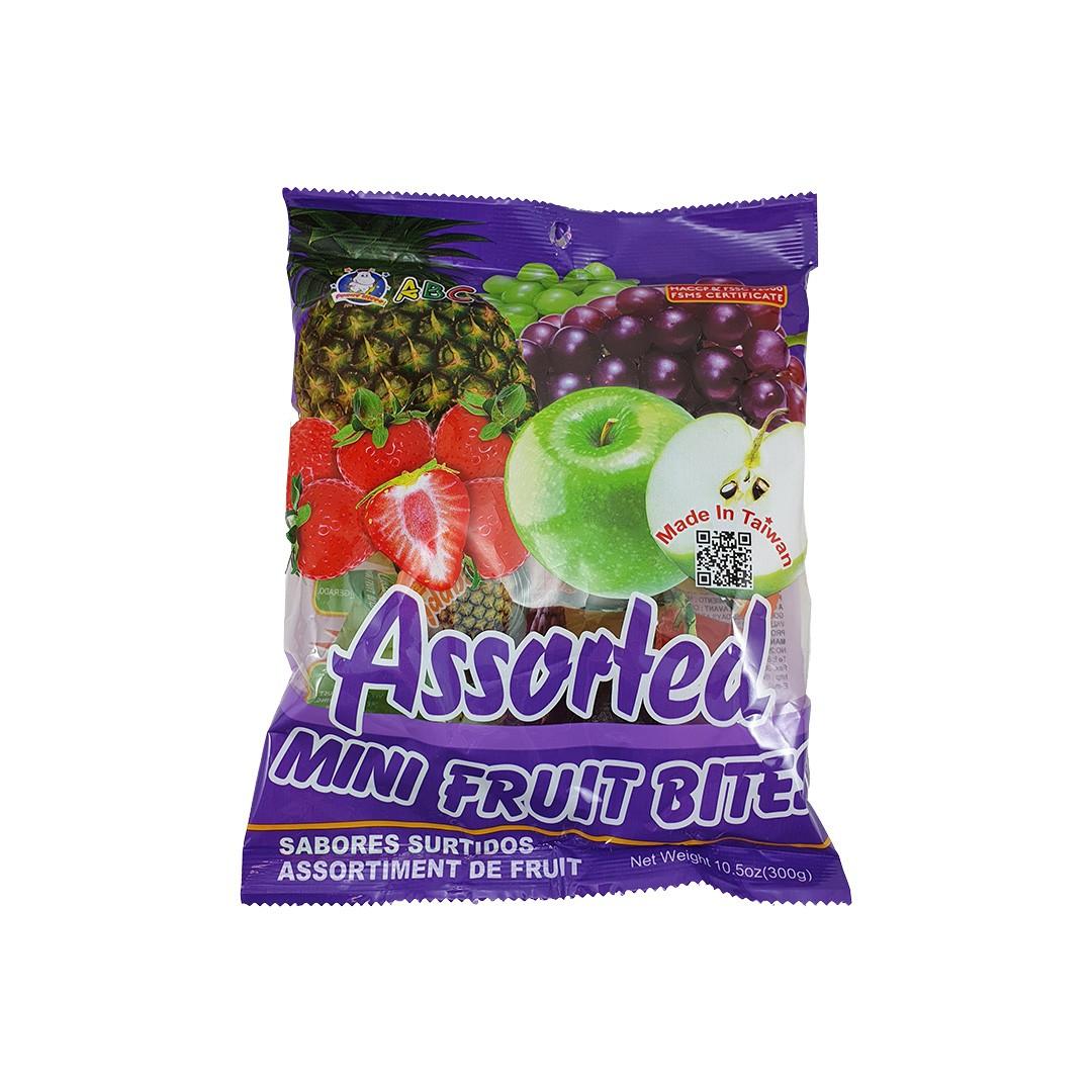 Gelatina de Coco sabor Frutas Sortidas ABC 300g