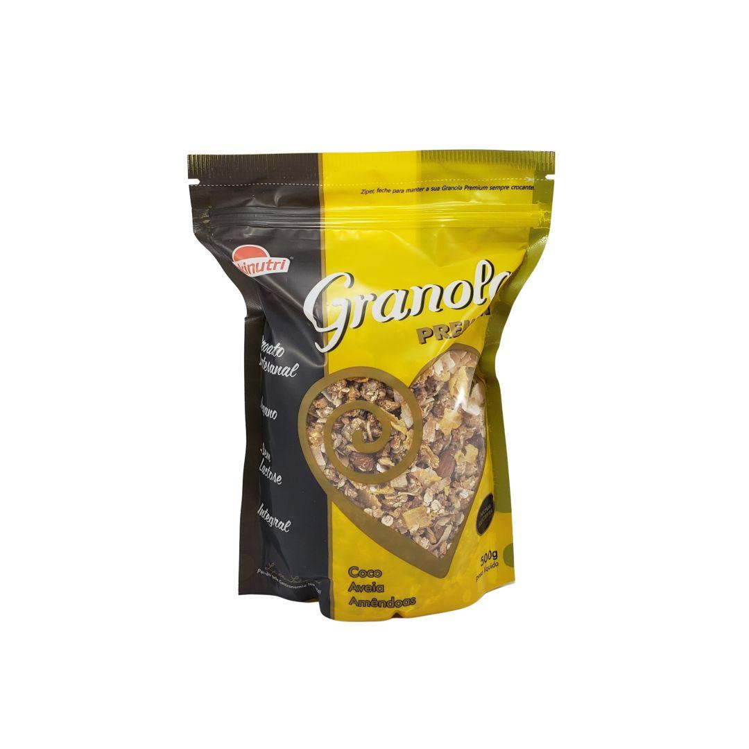 Granola Premium Takinutri 500g