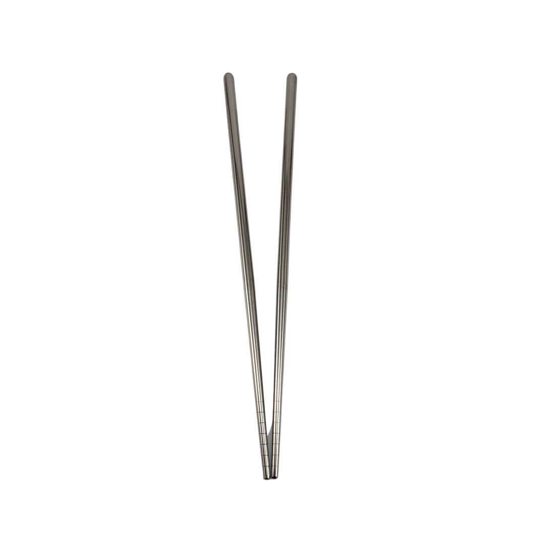 Hashi de Metal Inox 1 Par