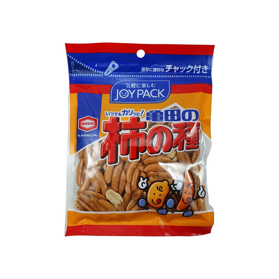 Kakinotane Salgadinho de Arroz e Amendoim Apimentado Japonês 86g