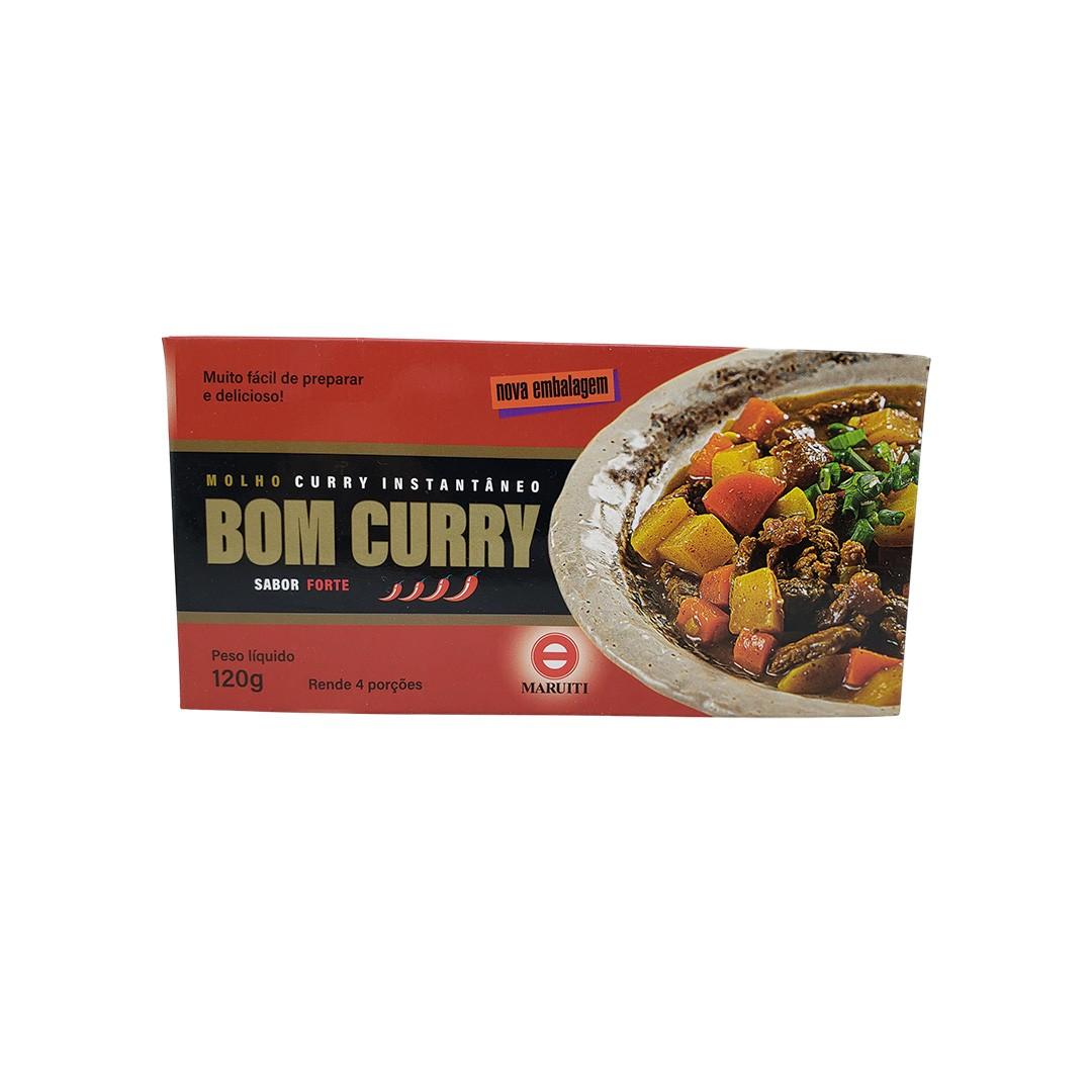 Karê Maruiti Bom Curry Forte 120g