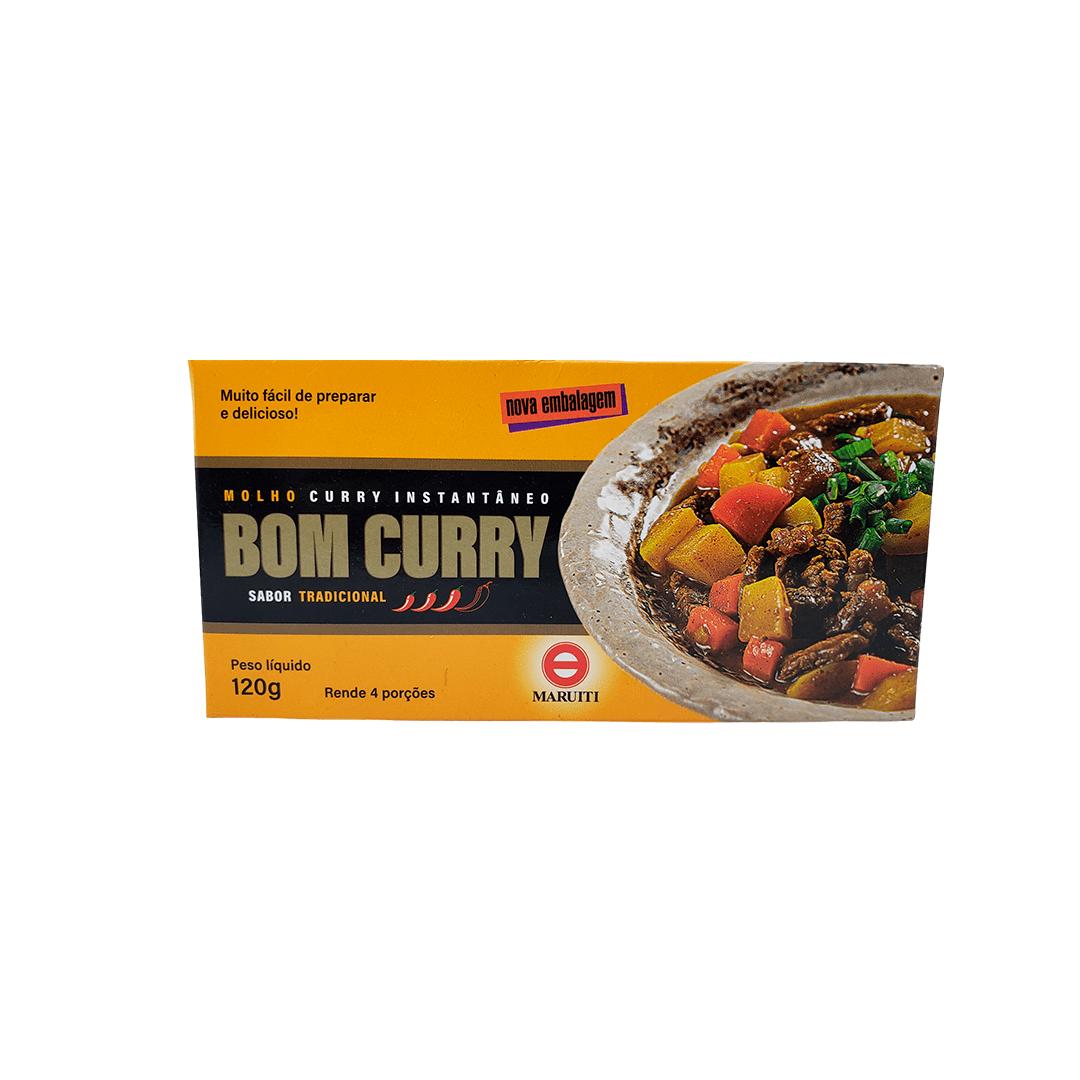 Karê Maruiti Bom Curry Tradicional 120g