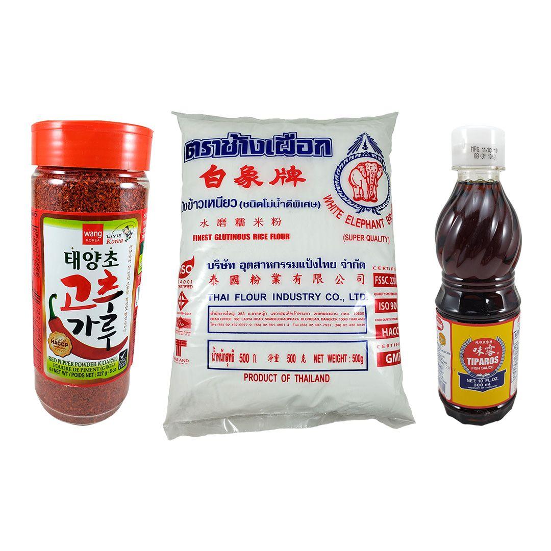 Kit para Kimchi