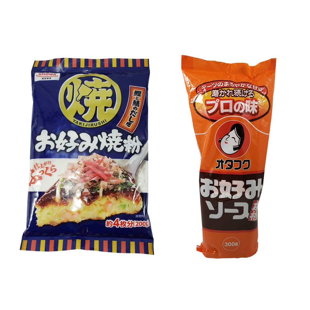 Kit para Okonomiyaki