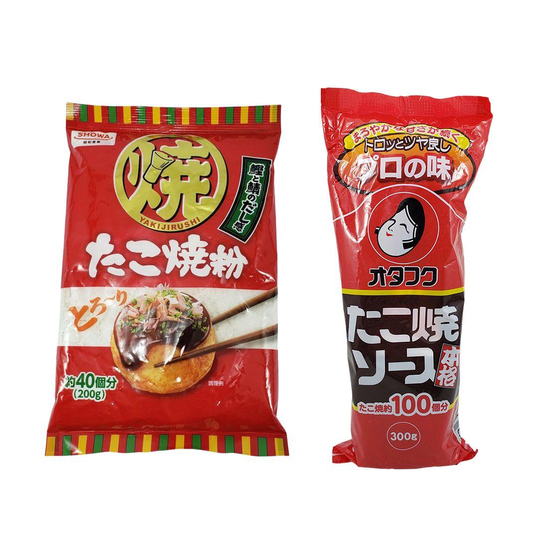 Kit para Takoyaki