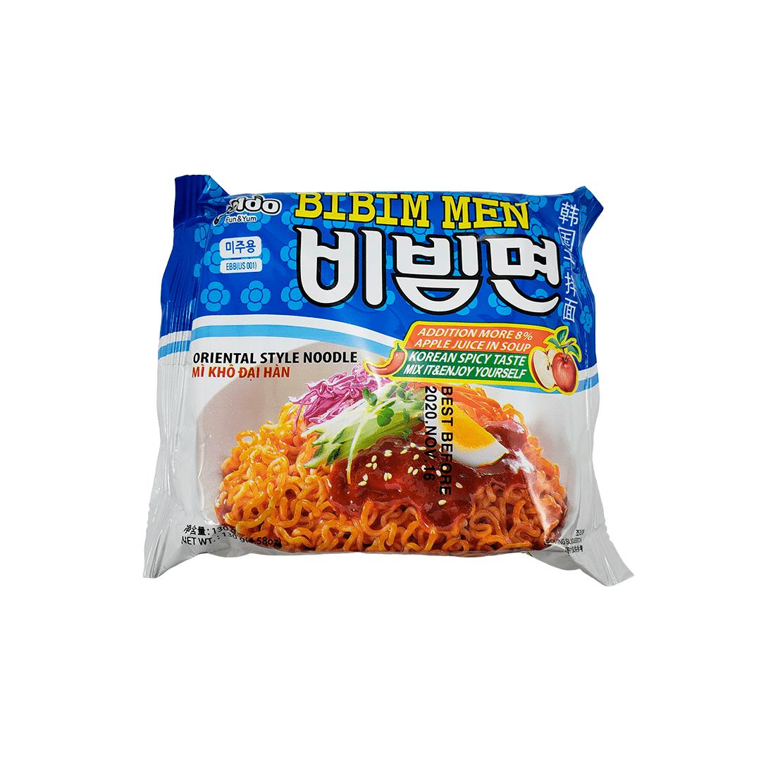 Lamen Coreano Agridoce Picante Bibim Men Paldo