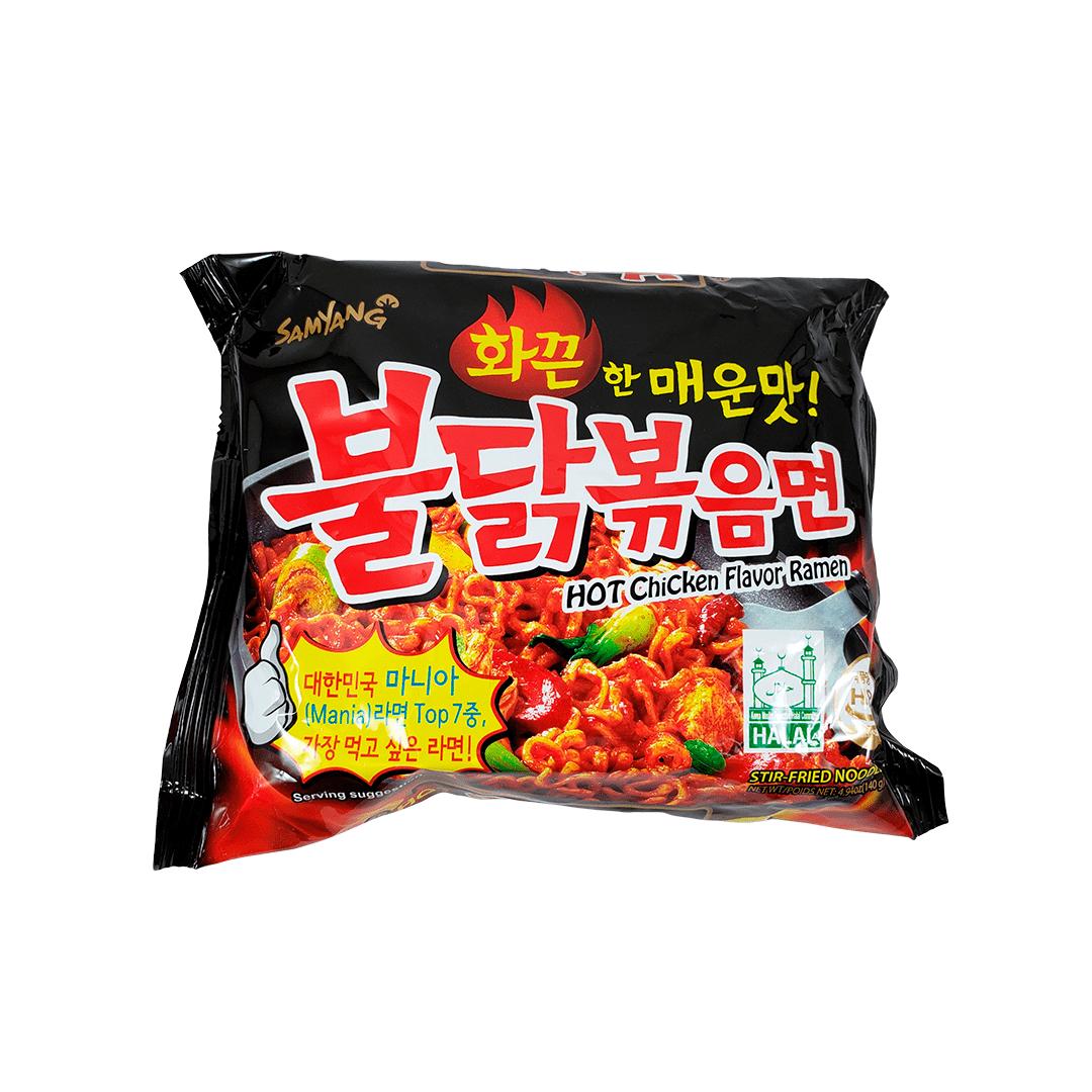 Lamen Coreano Frango Picante Hot Chicken Ramen