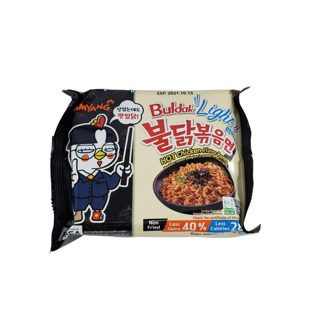 Lamen Coreano Frango Picante Hot Chicken Ramen Buldak Light 110g