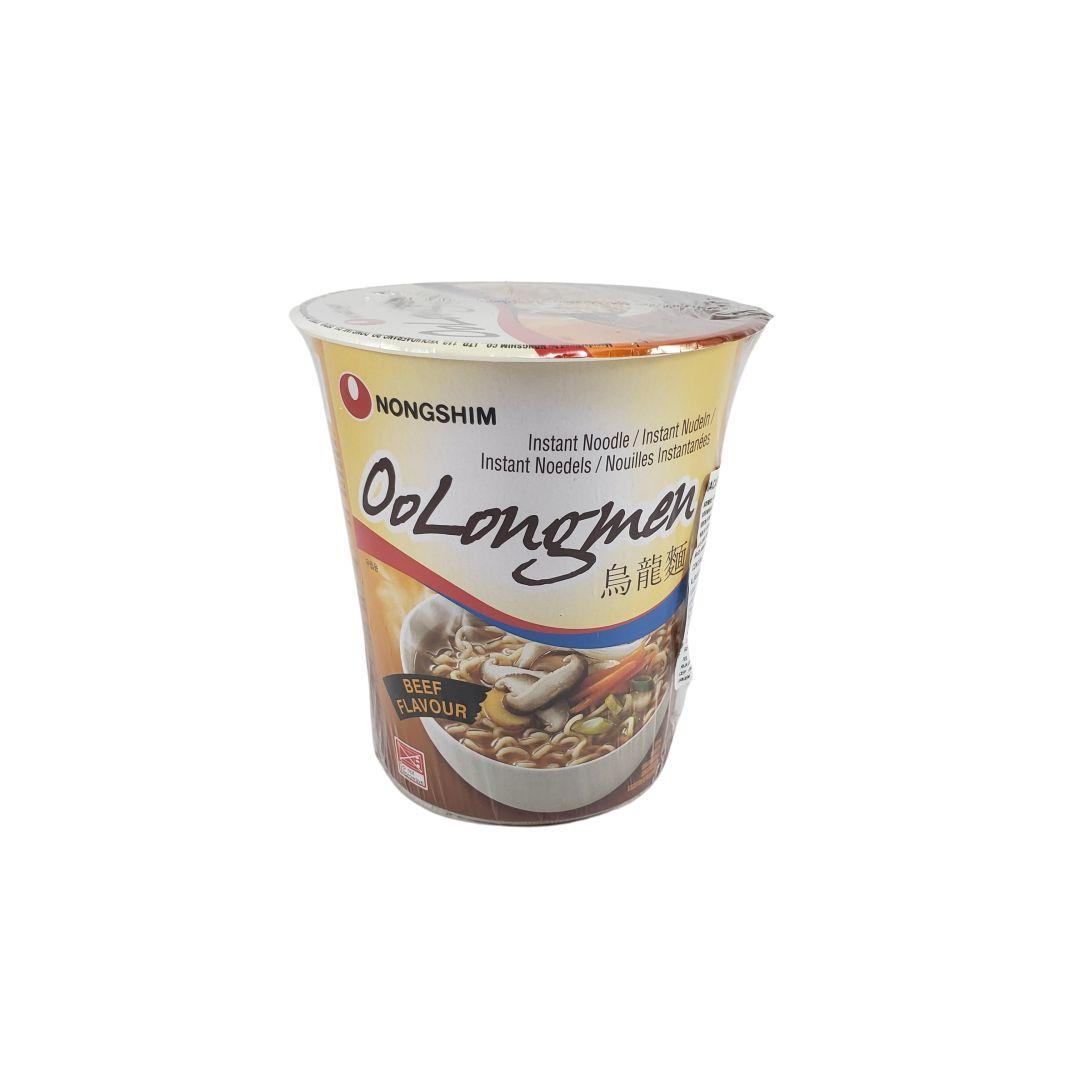 Lamen Coreano sabor Carne OoLongmen Cup 75g