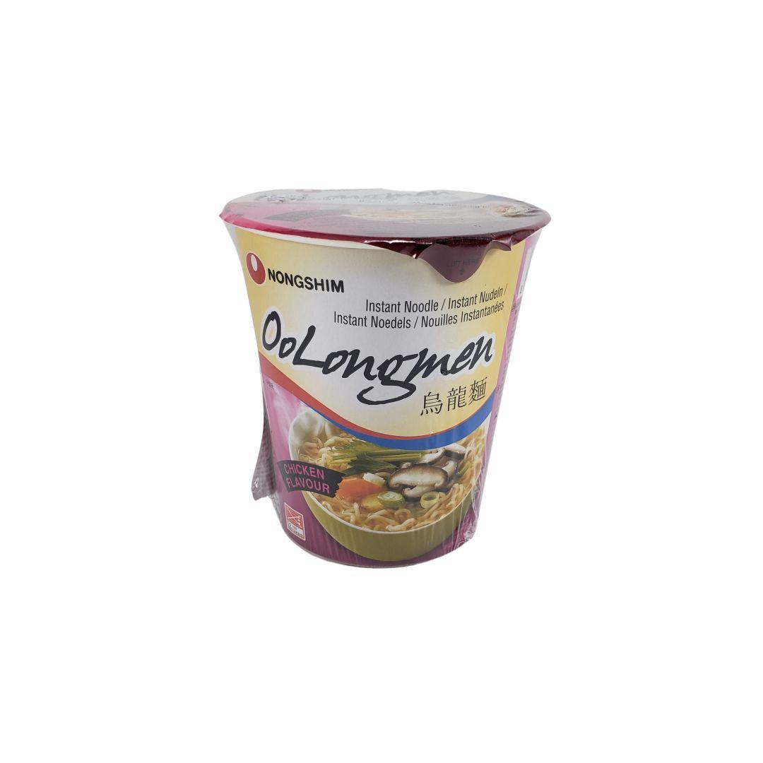 Lamen Coreano sabor Frango OoLongmen Cup 75g