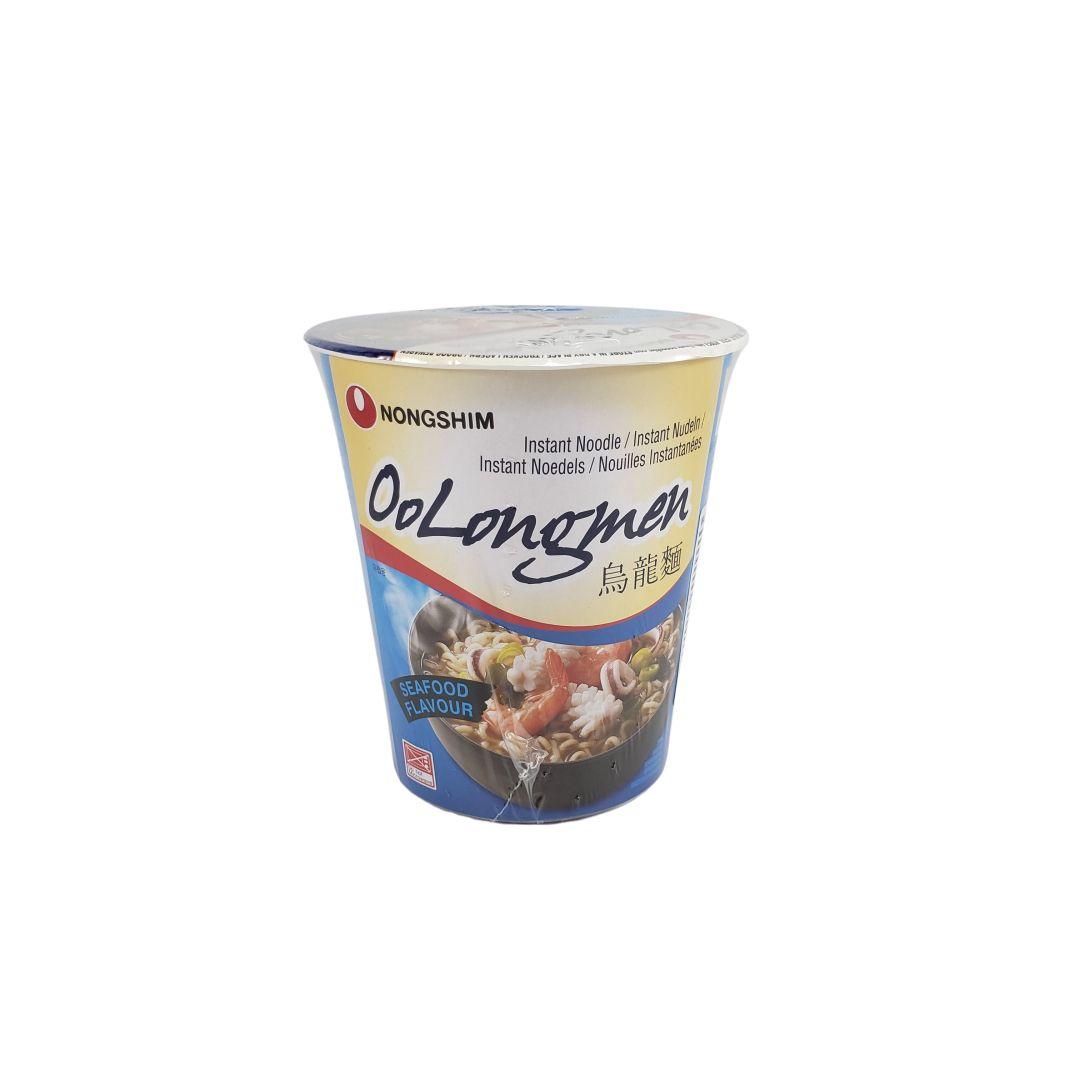Lamen Coreano sabor Frutos do Mar OoLongmen Cup 75g