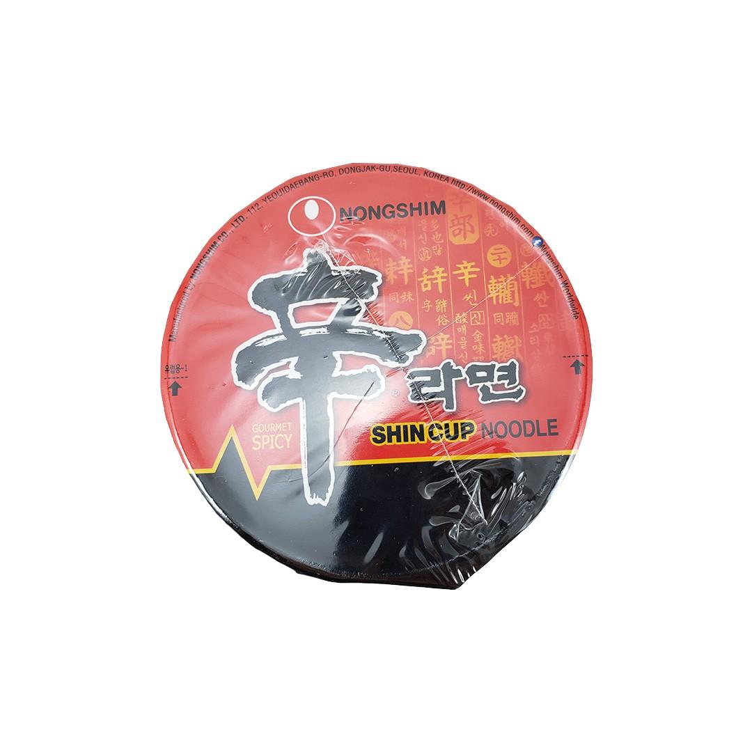 Lamen Coreano Shin Ramyun Cup 68g