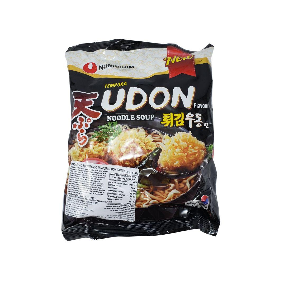 Lamen Coreano Tempura Udon