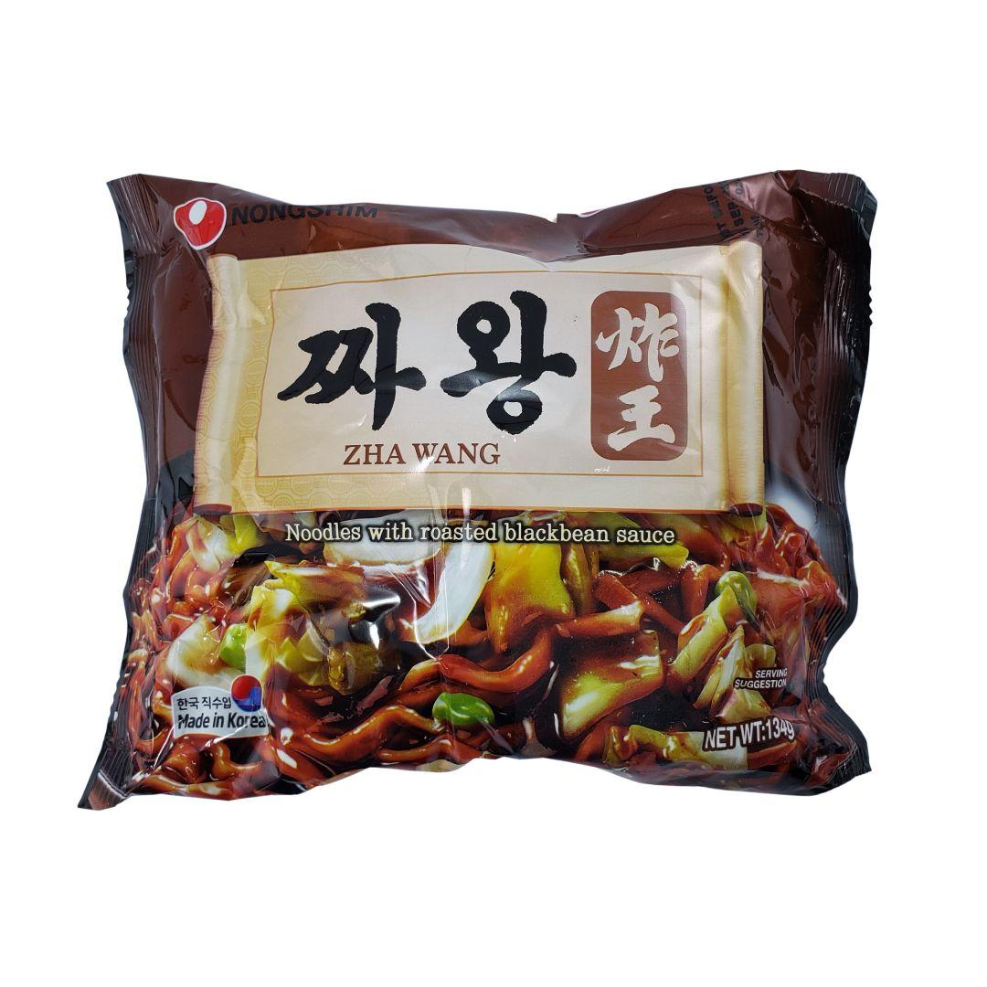 Lamen Coreano Zha Wang Chawang Nongshim 134g