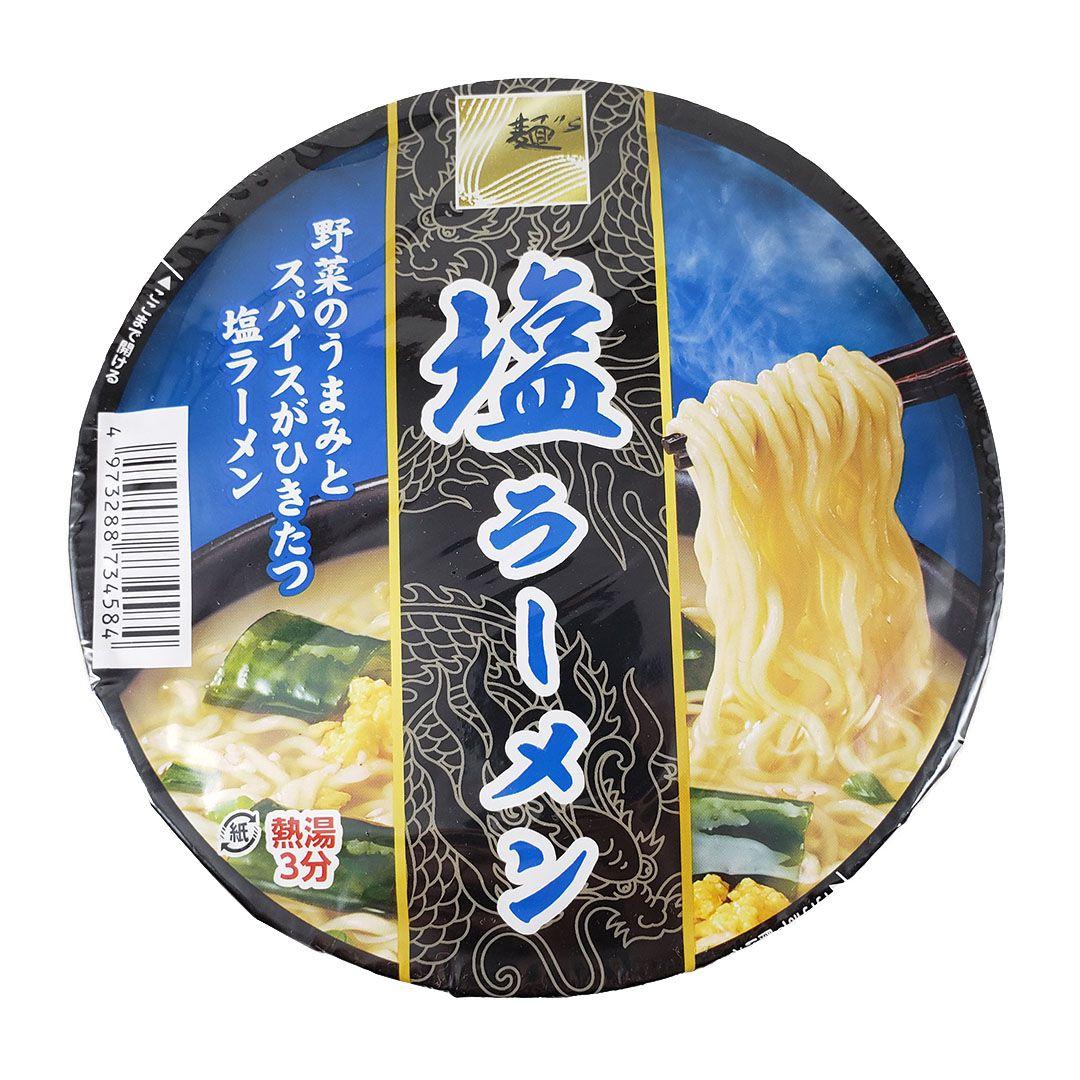 Lamen Japonês sabor Sal Sunaoshi Cup Shio Ramen 79g