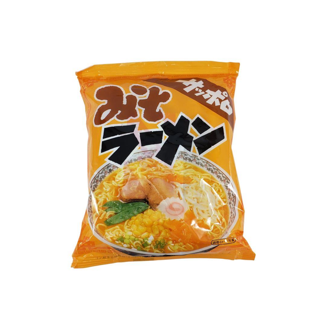 Lamen Japonês Sapporo Ramen Sunaoshi sabor Missô 84g