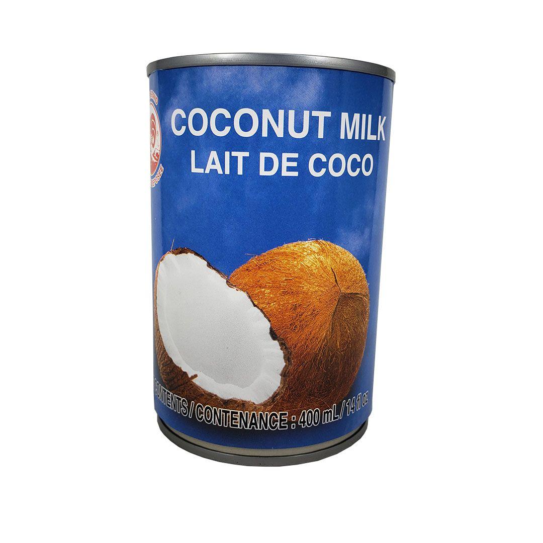 Leite de Coco Tailândes Cock Brand 400ml