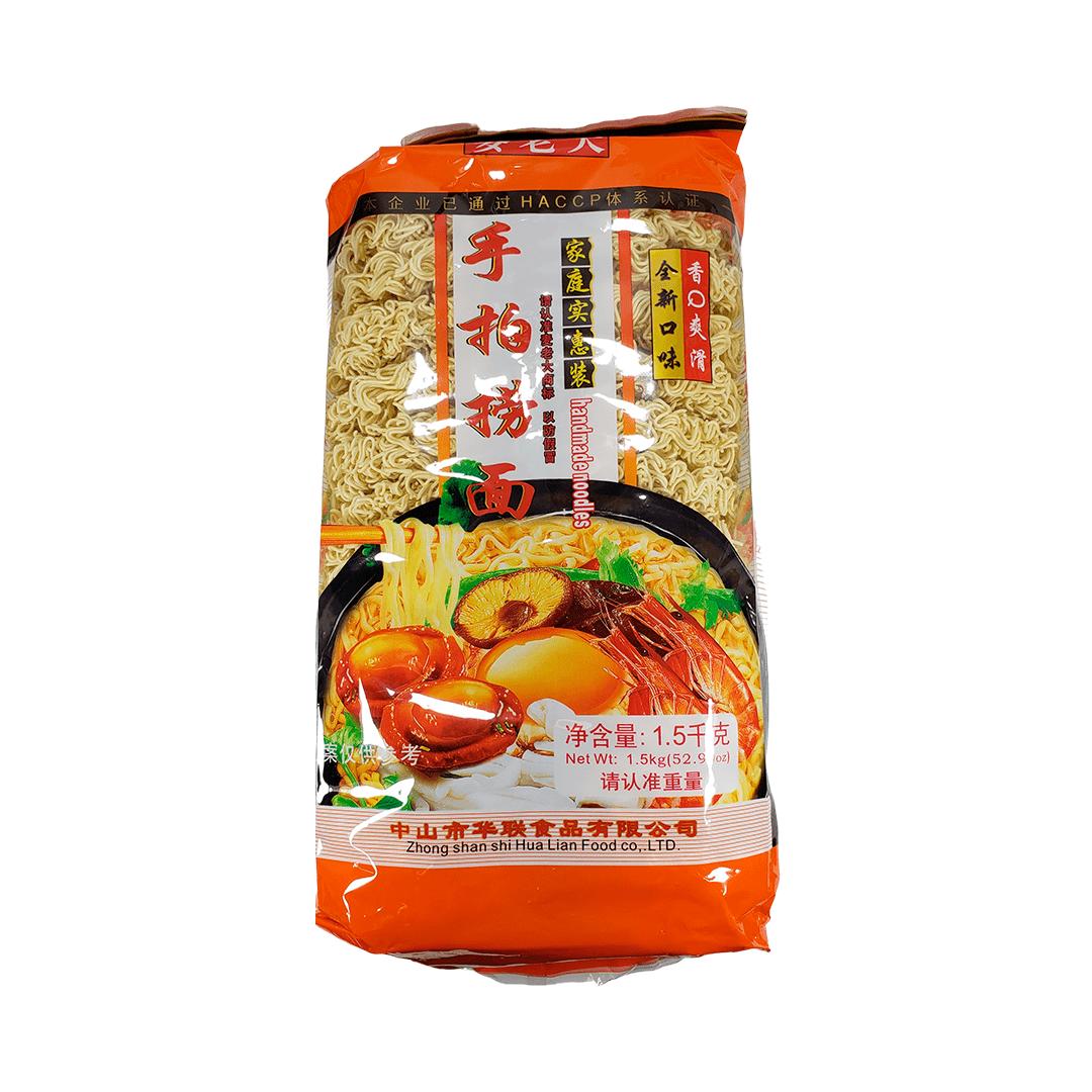 Macarrão para Yakisoba Zhong Shan 1,5Kg