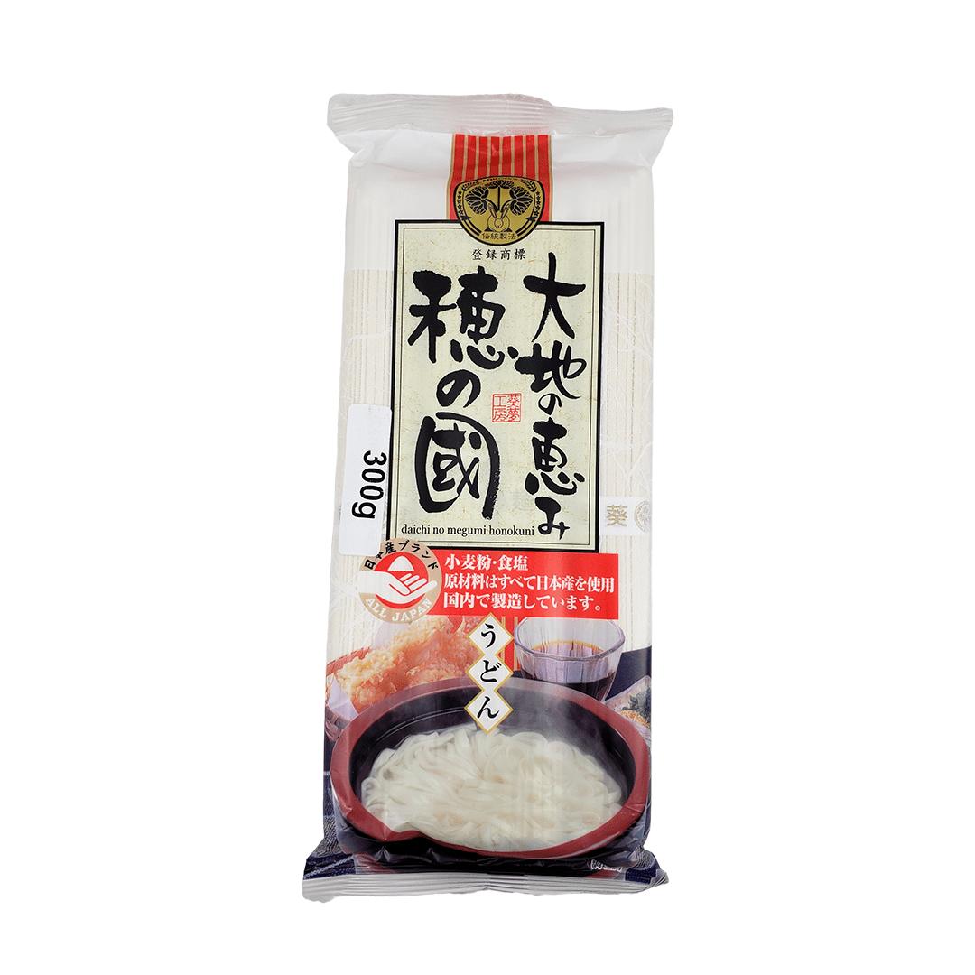 Macarrão Udon Japonês Daichi no Megumi Honokuni 300g