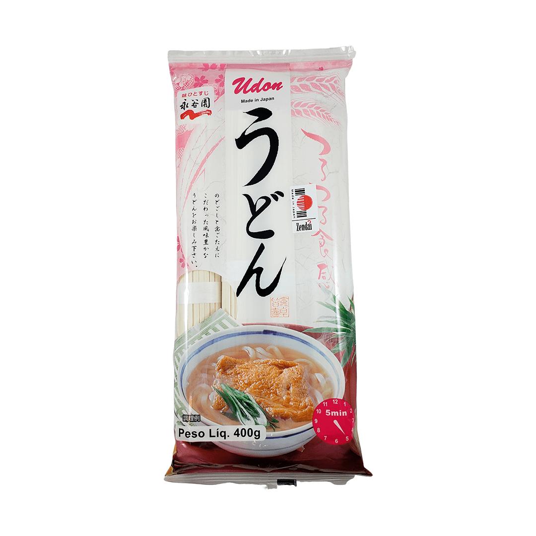 Macarrão Udon Japonês Nagatanien 400g