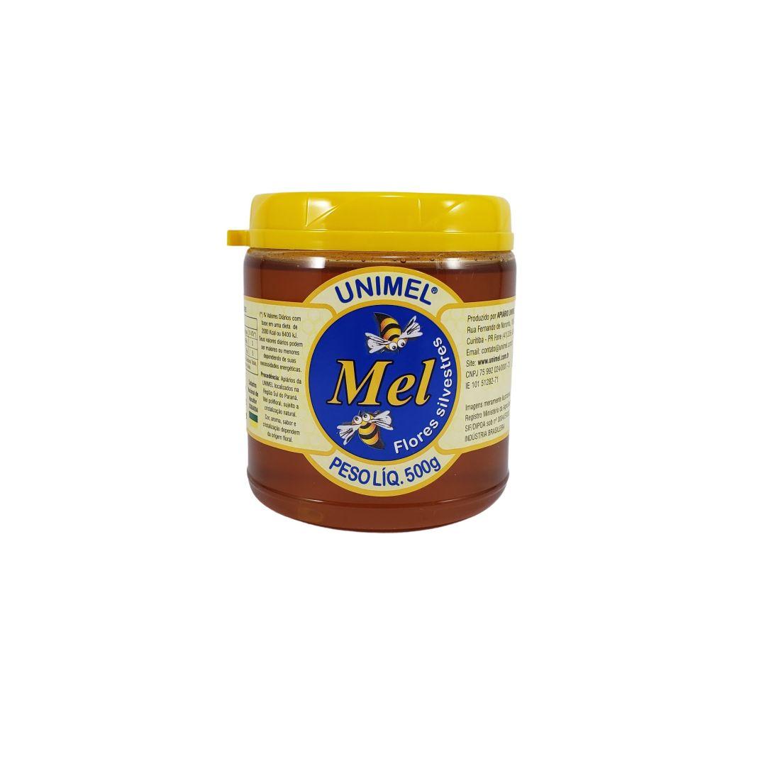 Mel de Flores Silvestres Unimel 500g