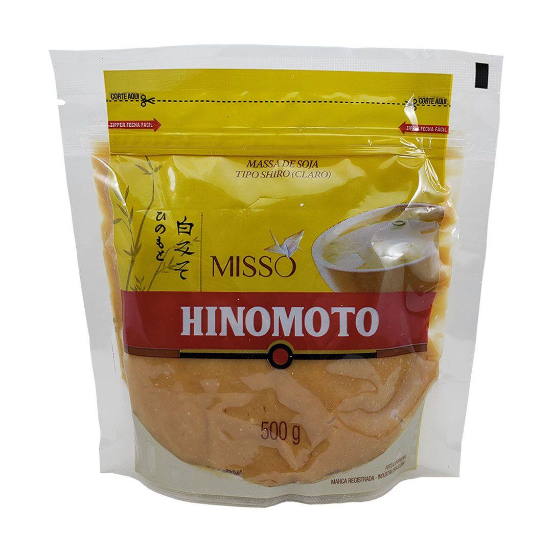 Missô Massa de Soja Shiro Hinomoto 500g