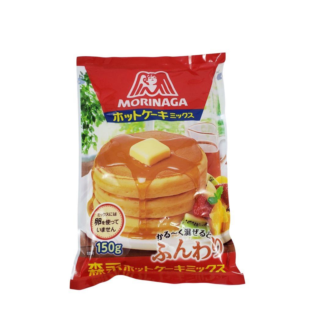 Mistura pronta para Panquecas Hot Cake Mix Morinaga 150g