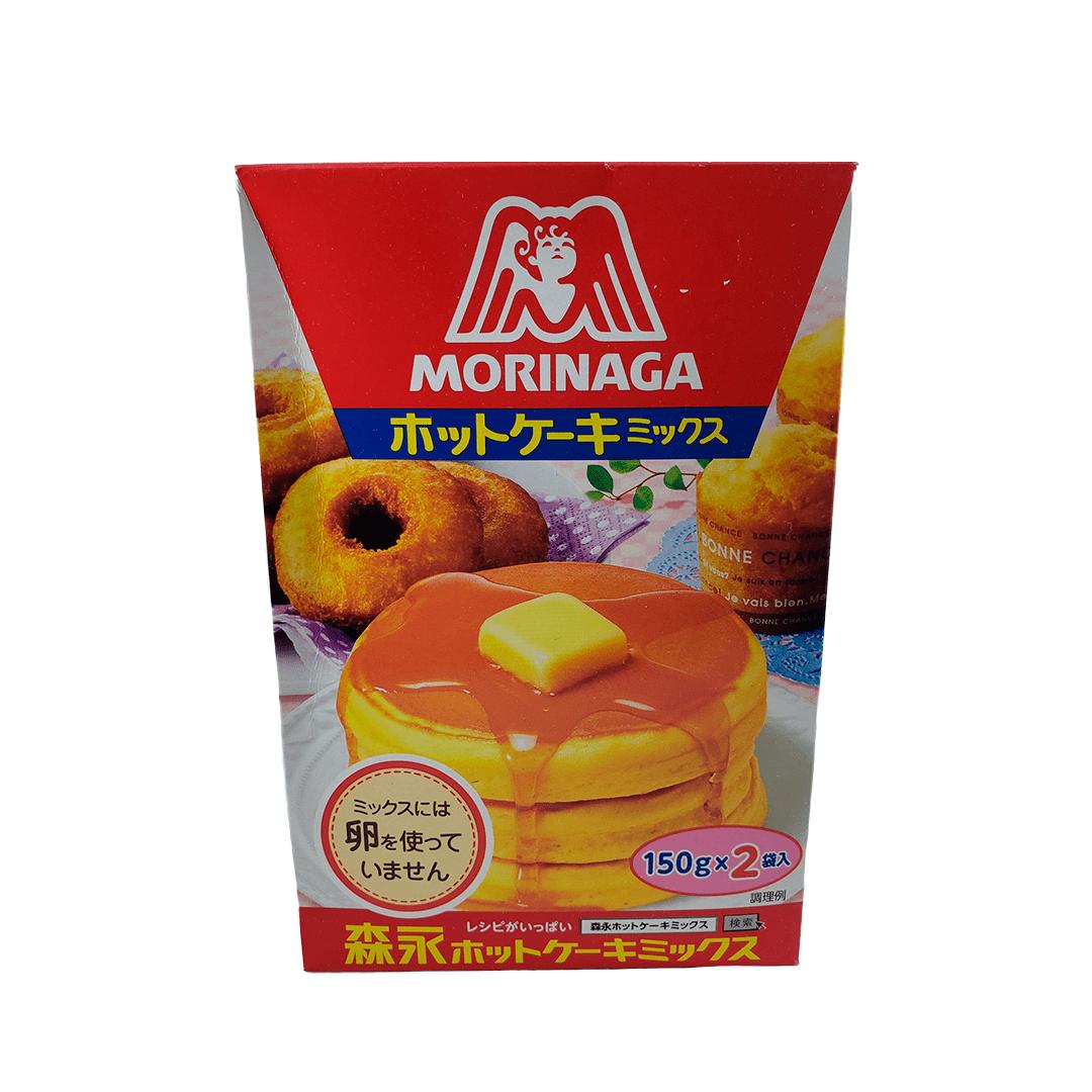 Mistura pronta para Panquecas Hot Cake Mix Morinaga 300g