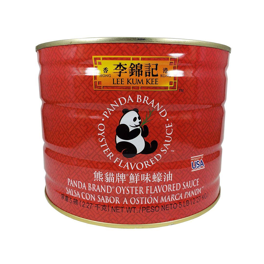 Molho de Ostra Panda Lee Kum Kee 2,27Kg