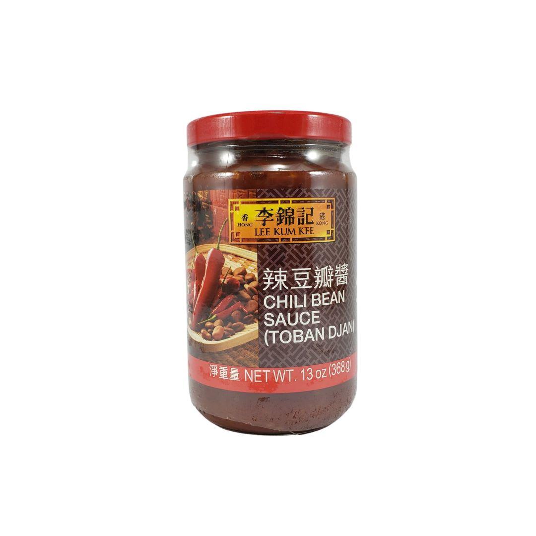 Molho de Pimenta com Feijão Fermentado Toban Djan Lee Kum Kee 368g