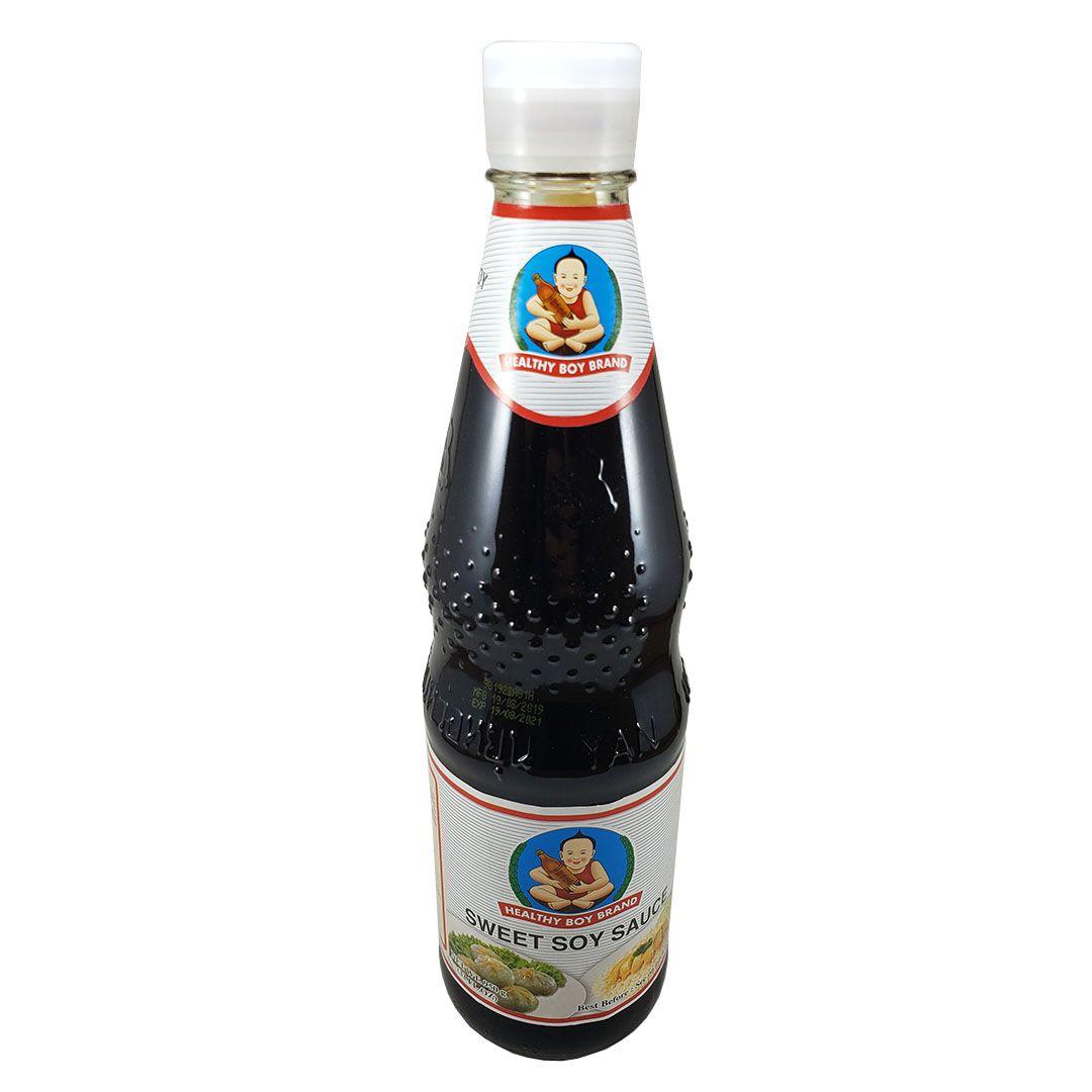 Molho de Soja Doce Tailandês Healthy Boy Brand 950g