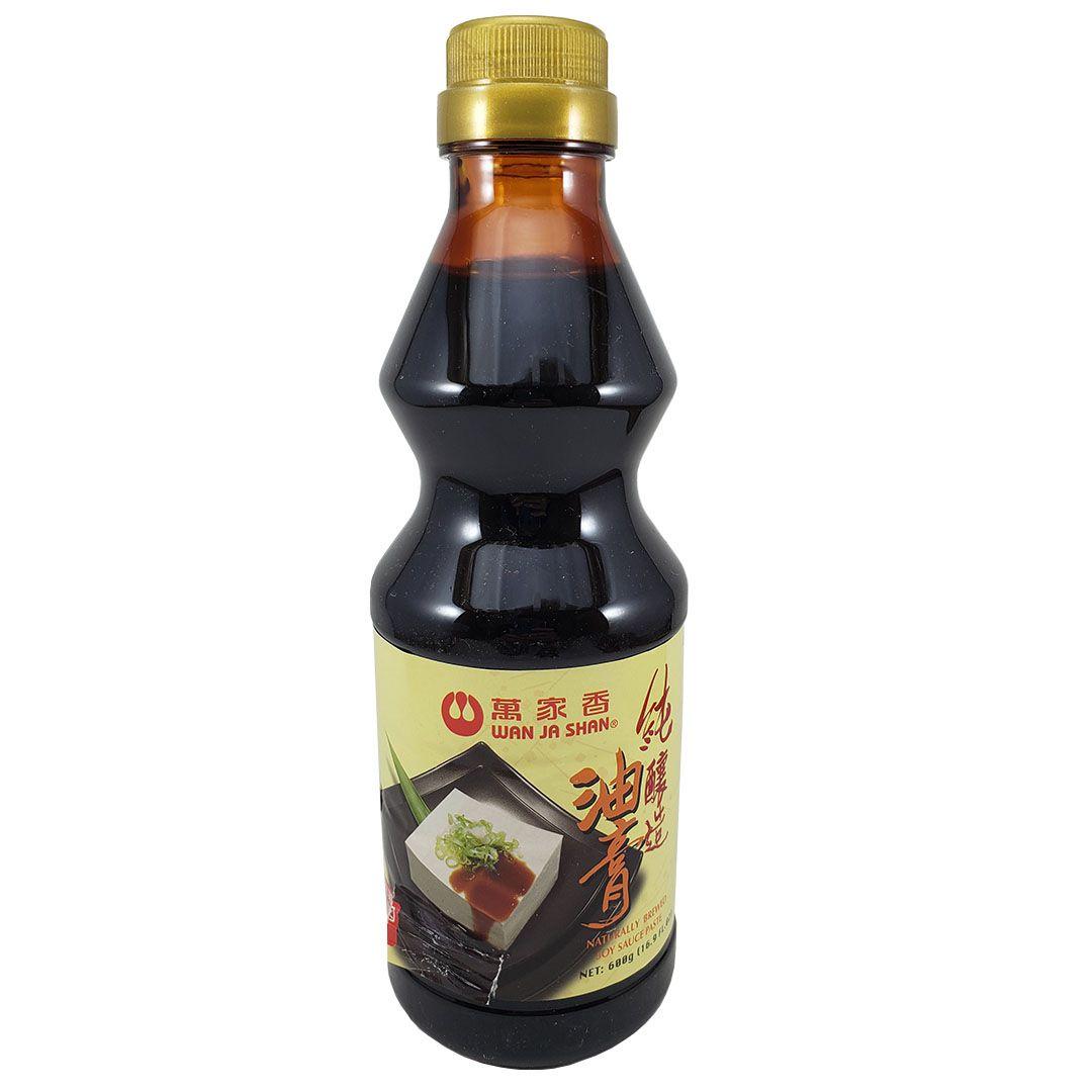 Molho de Soja Grosso Wan Ja Shan 600g