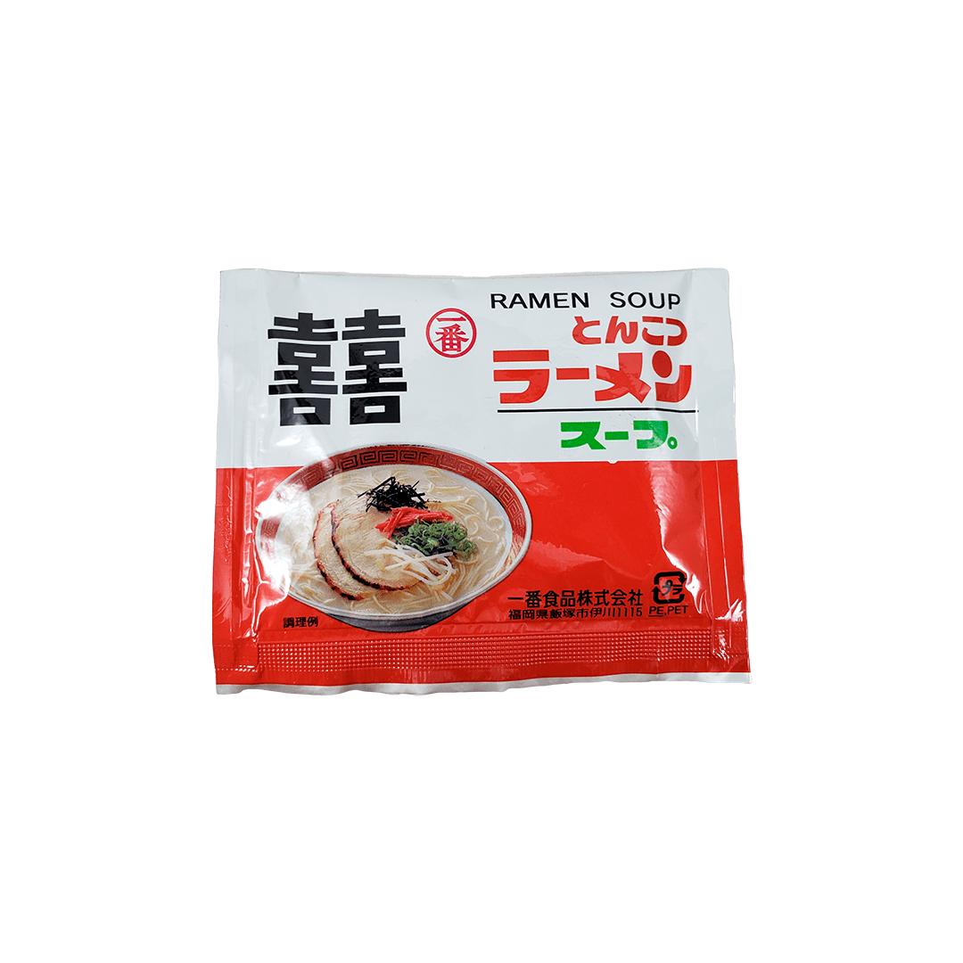 Molho Pronto para Lamen Ramen Soup Tonkotsu 1P