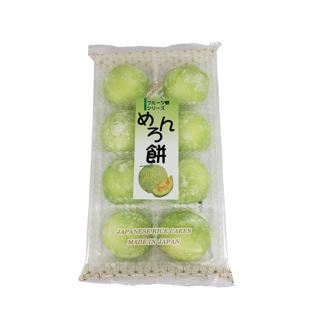 Moti Doce de Arroz Japonês sabor Melão Daifuku Kubota 235g