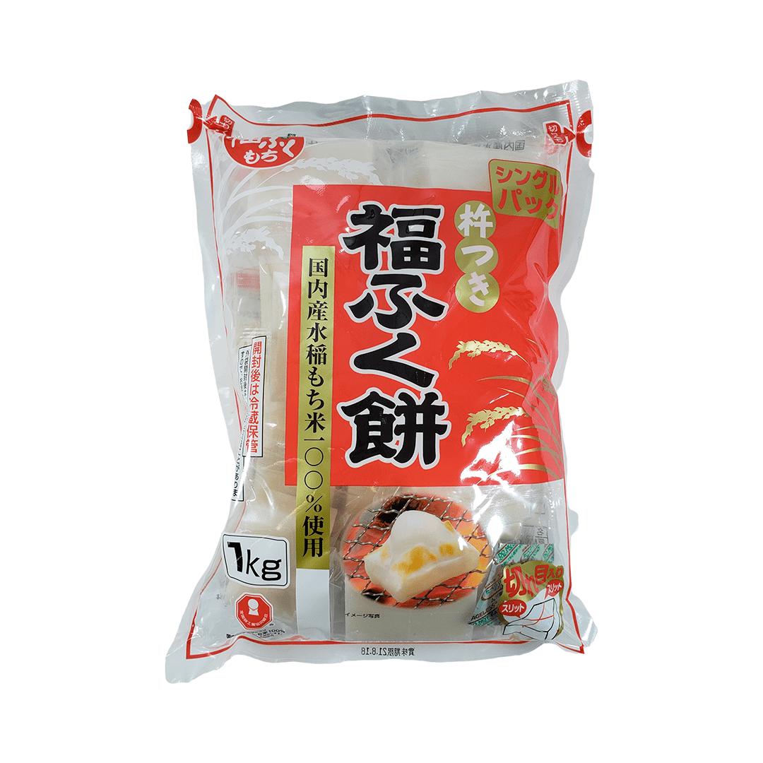 Moti Japonês em Tabletes Kirimochi Maruho 1Kg