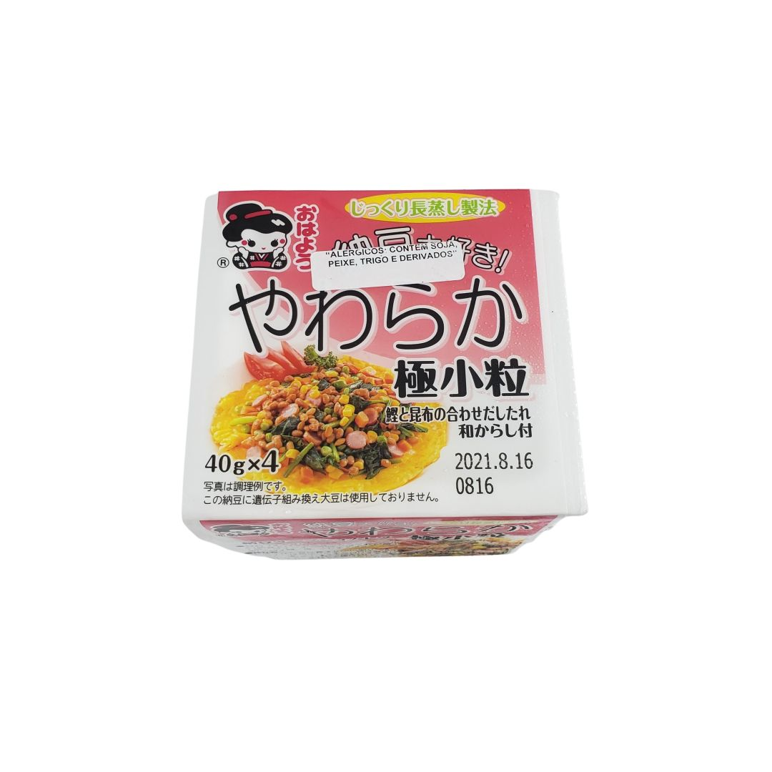 Natto Soja Fermentada Japonês Daisuki