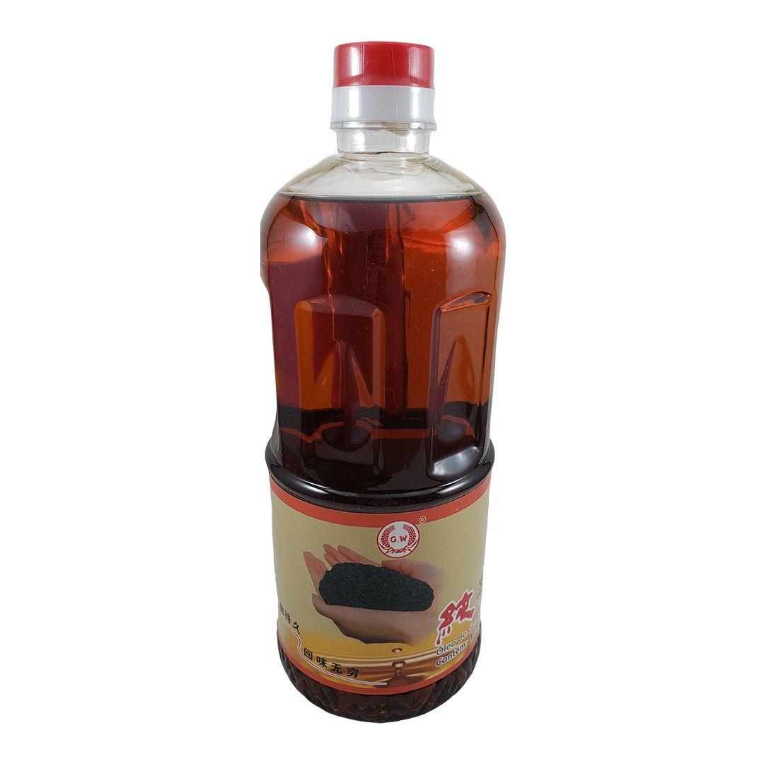 Óleo de Gergelim Torrado Sesame Oil GW 1L