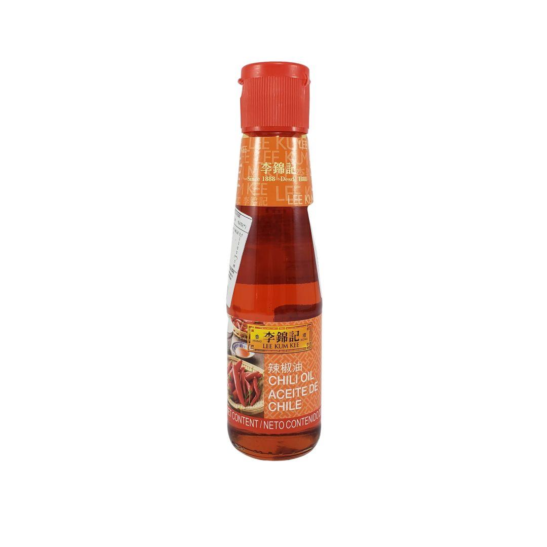Óleo de Pimenta Chili Oil Lee Kum Kee 207ml