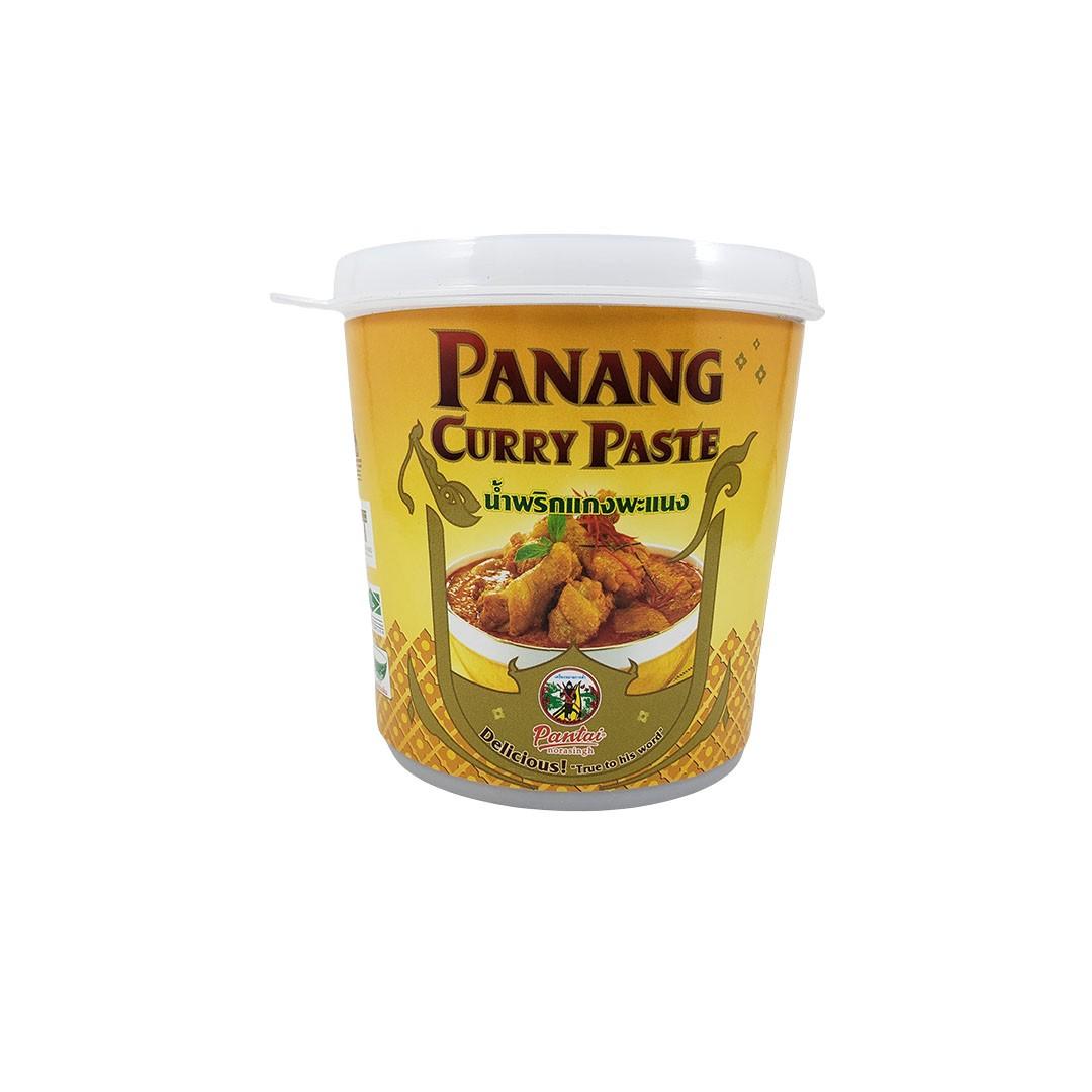 Pasta de Curry Panang Tailandês Pantai 400g