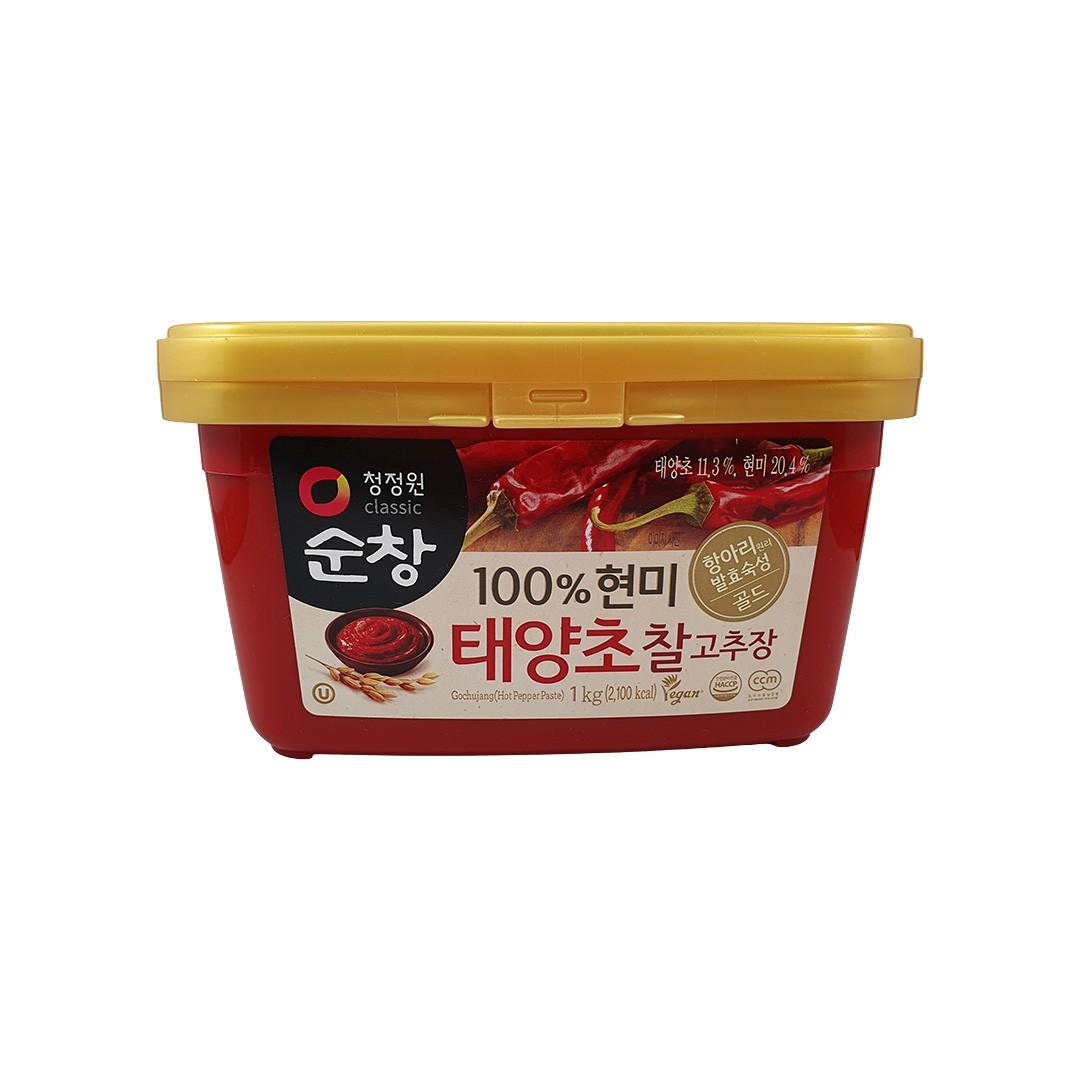 Pasta de Pimenta Vermelha Coreana Gochujang Daesang 1Kg
