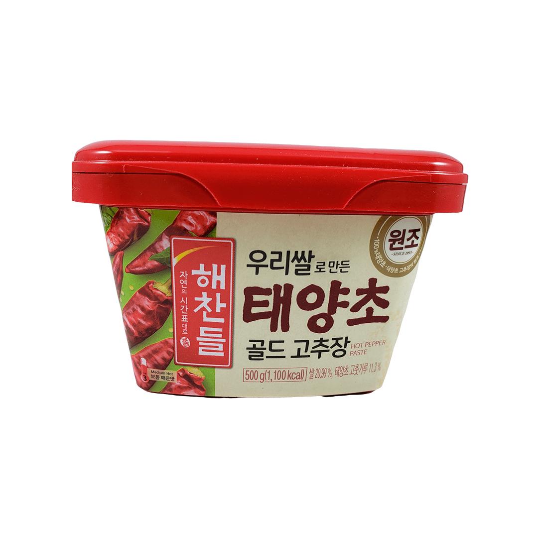 Pasta de Pimenta Vermelha Coreana Gochujang CJ 500g