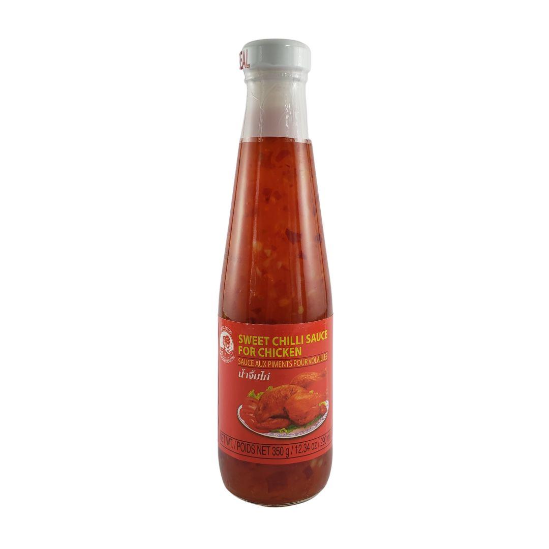 Pimenta Doce Sweet Chili Tailandesa Cock Brand 290ml