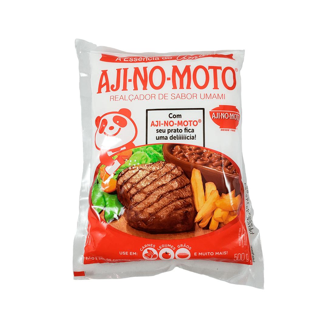 Realçador de Sabor Glutamato Monossódico Umami Ajinomoto 500g
