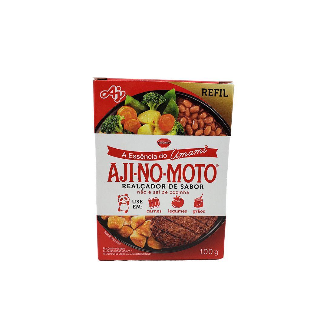 Realçador de Sabor Glutamato Monossódico Umami Ajinomoto Refil 100g