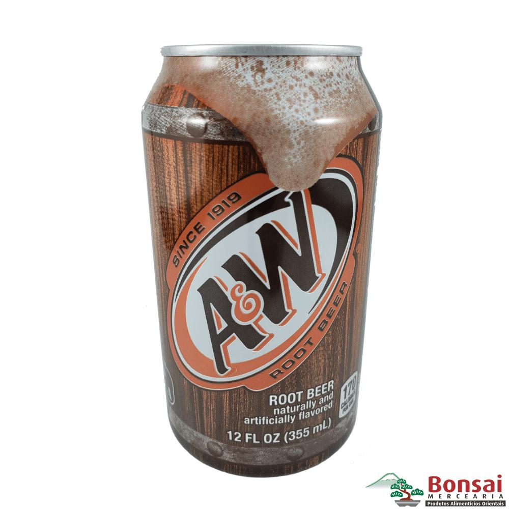 Root Beer Refrigerante Aged Vanilla
