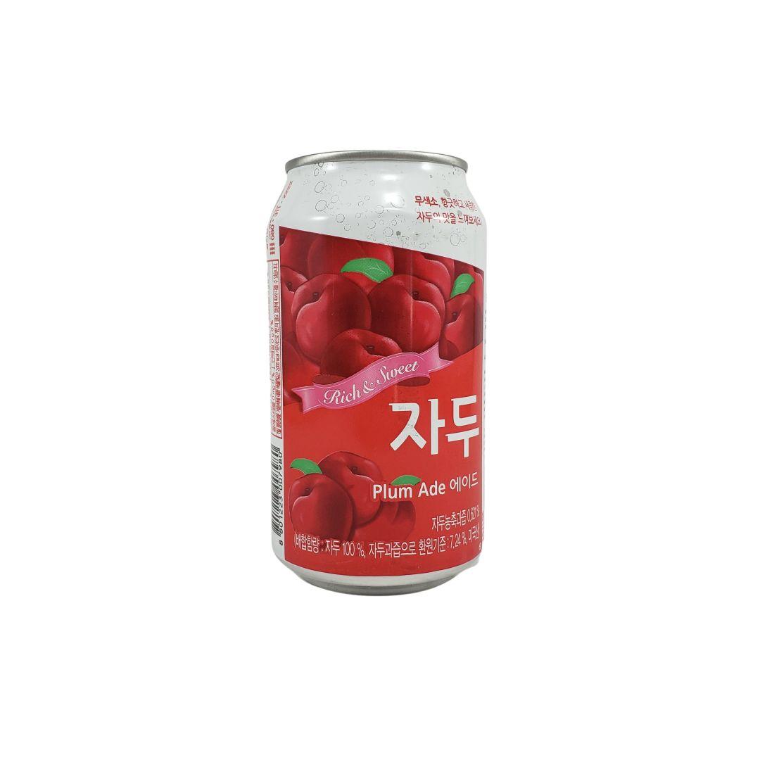 Refrigerante Coreano de Ameixa Ilhwa 350ml